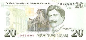 20 TL üzerideki isim Mimar Kemalettin kimdir?