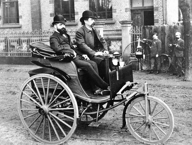 Araba ne zaman icat edildi