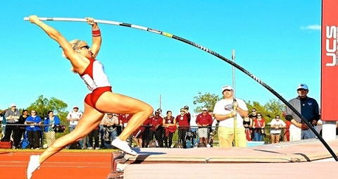 Atletizm Branşları - Atlamalar - Sırıkla Atlama