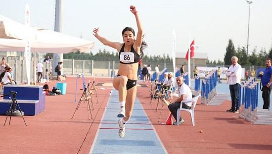 Atletizm Branşları - Atlamalar - Üç adım atlama