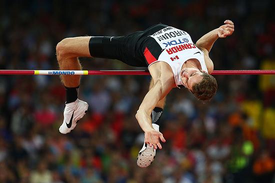 Atletizm Branşları - Atlamalar - Yüksek Atlama