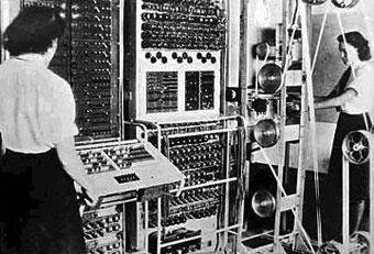 Bilgisayar ne zaman icat edildi tarihçesi?